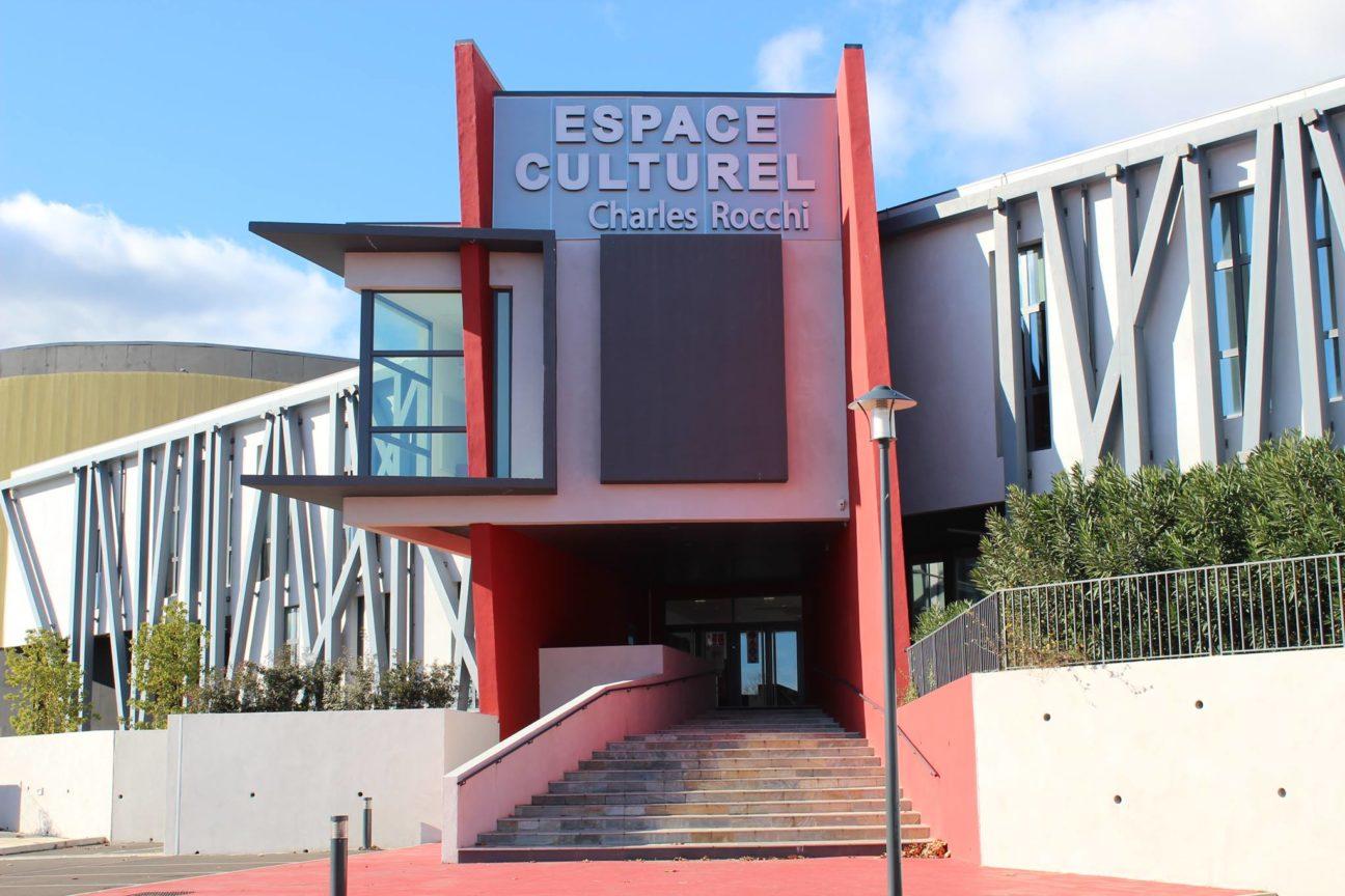 facade espace culturel